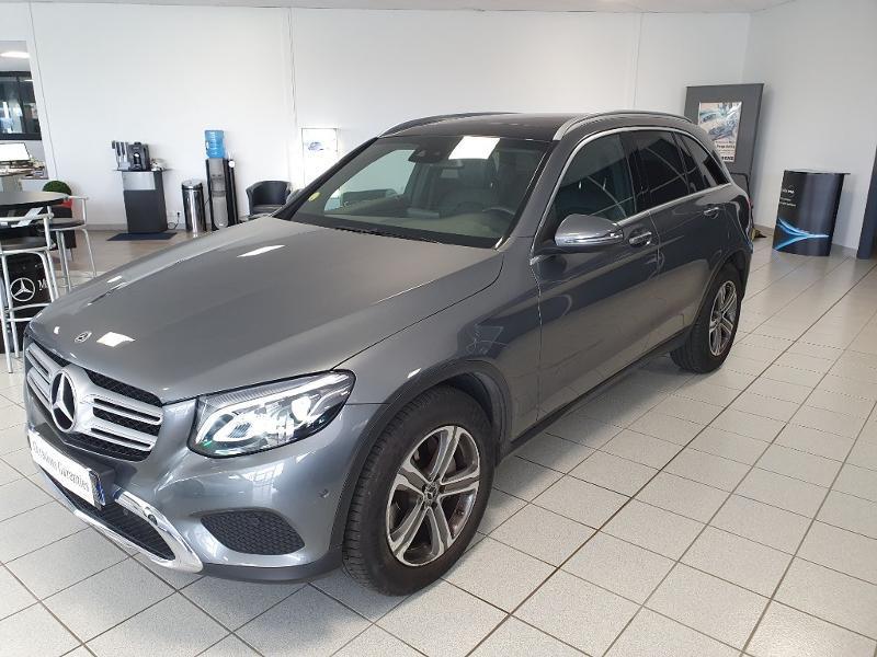 Mercedes-Benz GLC 220 d 170ch Business Executive 4Matic 9G-Tronic Diesel Gris Sélénite 992 Occasion à vendre