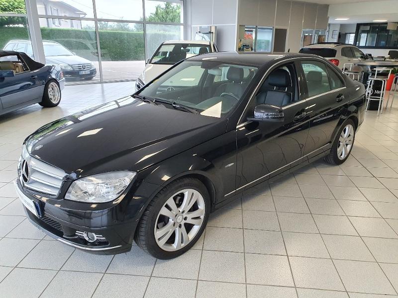 Mercedes-Benz Classe C 200 CDI BE Avantgarde BA Diesel Noir Obsidienne 197 Occasion à vendre