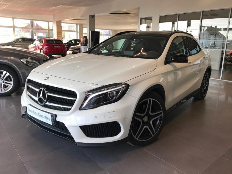 Mercedes-Benz Classe GLA 220 d Fascination 4Matic 7G-DCT Diesel Blanc Calcite 650 Occasion à vendre