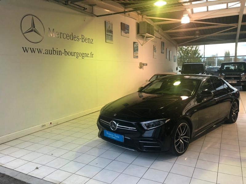 Mercedes-Benz Classe CLS 53 AMG 435ch EQ Boost 4Matic+ 9G-Tronic Euro6d-T Essence Noir Obsidienne 197 Occasion à vendre