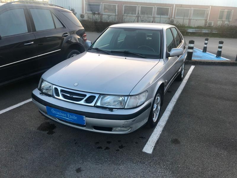 Saab 9-3 2.2 TiD120 Arc Diesel Gris Clair Métal Occasion à vendre