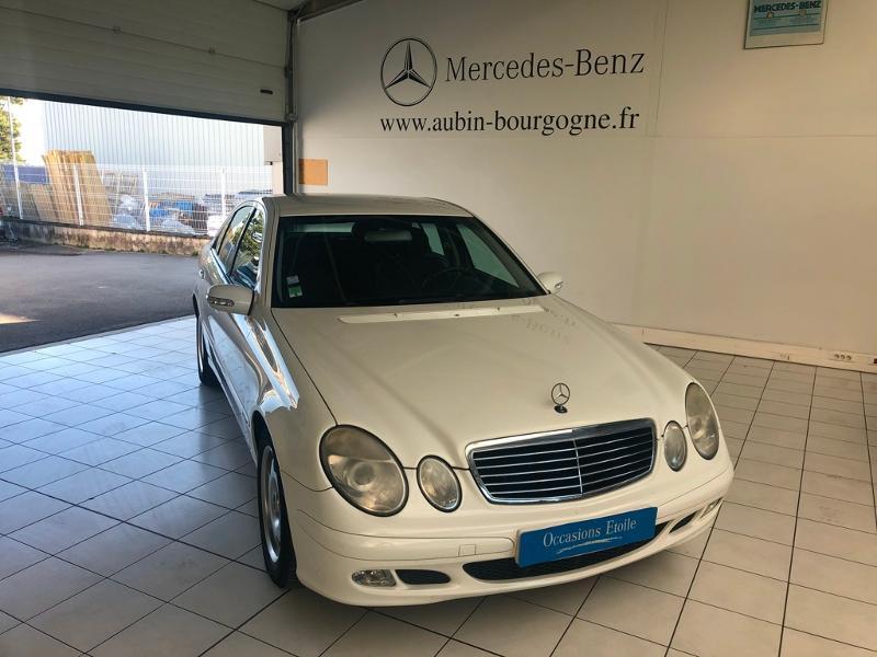Mercedes-Benz Classe E 200 CDI Classic BV6 Diesel Blanc Occasion à vendre