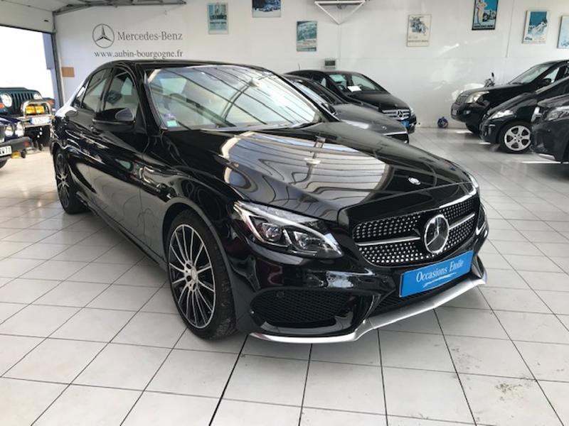 Mercedes-Benz Classe C 450 AMG 4Matic 7G-Tronic Plus Essence Noir Obsidienne 197 Occasion à vendre