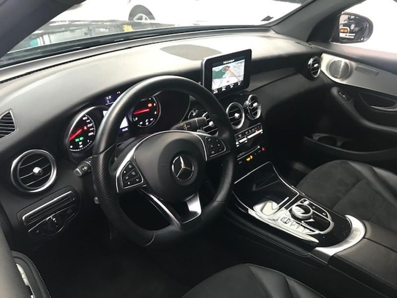 Photo 4 de l'offre de MERCEDES-BENZ GLC 220 d 170ch Executive 4Matic 9G-Tronic à 36900€ chez Aubin automobiles
