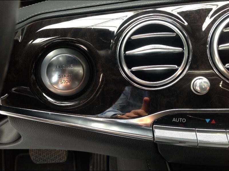 Photo 10 de l'offre de MERCEDES-BENZ Classe S 350 BlueTEC 7G-Tronic Plus à 41900€ chez Aubin automobiles
