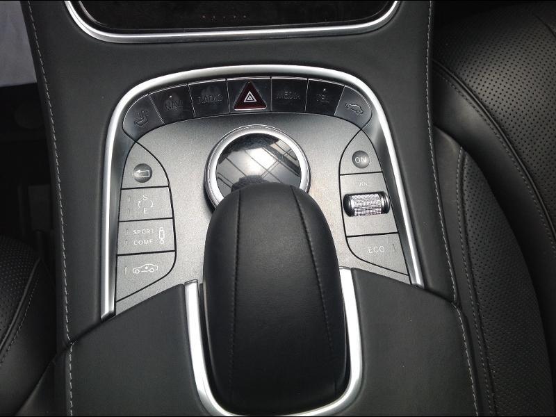 Photo 9 de l'offre de MERCEDES-BENZ Classe S 350 BlueTEC 7G-Tronic Plus à 41900€ chez Aubin automobiles