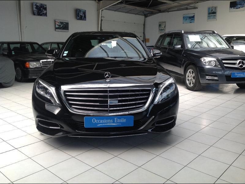 Mercedes-Benz Classe S 350 BlueTEC 7G-Tronic Plus Diesel Noir Obsidienne 197 Occasion à vendre