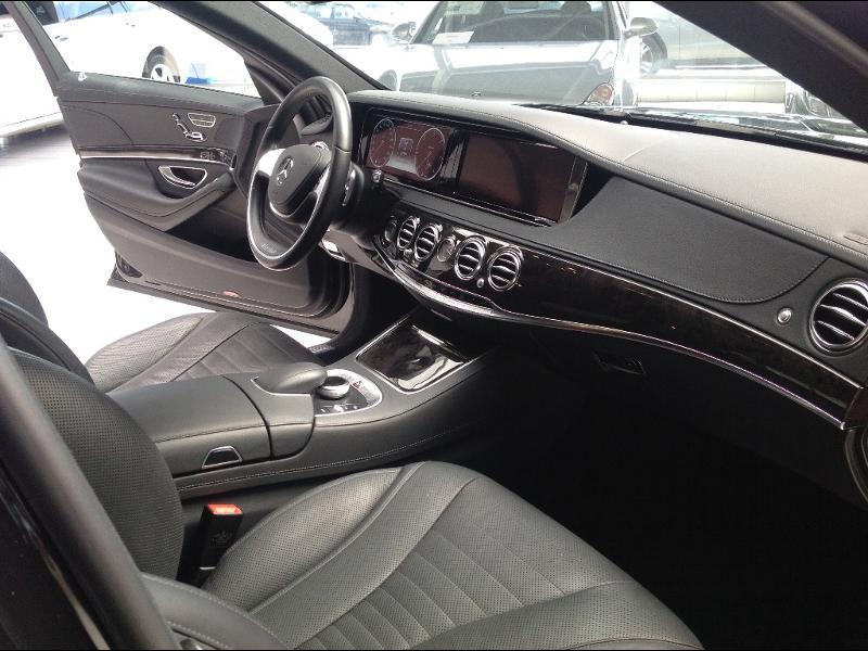 Photo 17 de l'offre de MERCEDES-BENZ Classe S 350 BlueTEC 7G-Tronic Plus à 41900€ chez Aubin automobiles