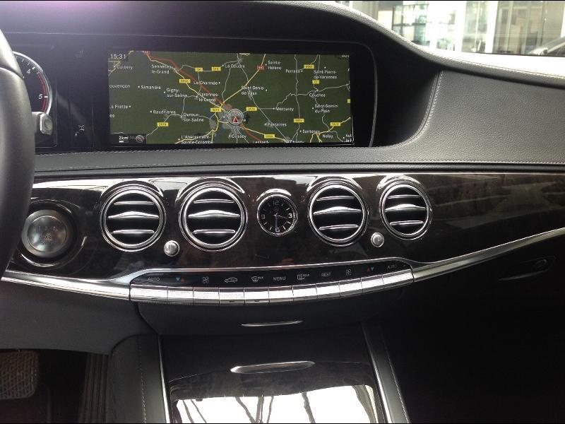 Photo 7 de l'offre de MERCEDES-BENZ Classe S 350 BlueTEC 7G-Tronic Plus à 41900€ chez Aubin automobiles