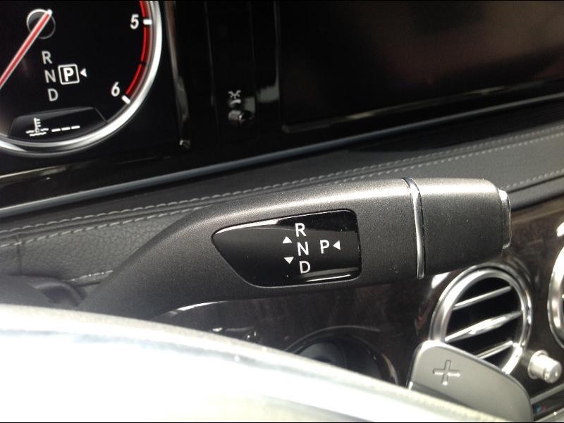 Photo 11 de l'offre de MERCEDES-BENZ Classe S 350 BlueTEC 7G-Tronic Plus à 41900€ chez Aubin automobiles