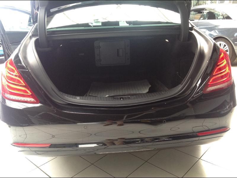Photo 14 de l'offre de MERCEDES-BENZ Classe S 350 BlueTEC 7G-Tronic Plus à 41900€ chez Aubin automobiles