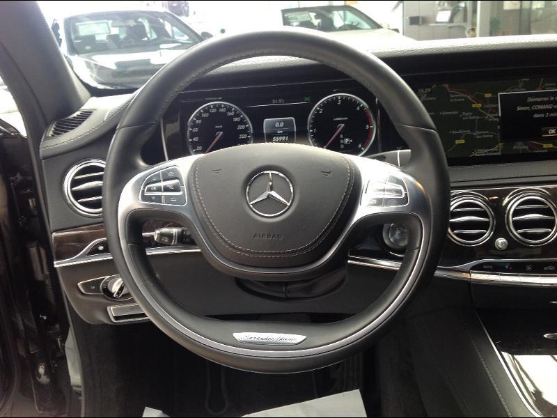 Photo 5 de l'offre de MERCEDES-BENZ Classe S 350 BlueTEC 7G-Tronic Plus à 41900€ chez Aubin automobiles