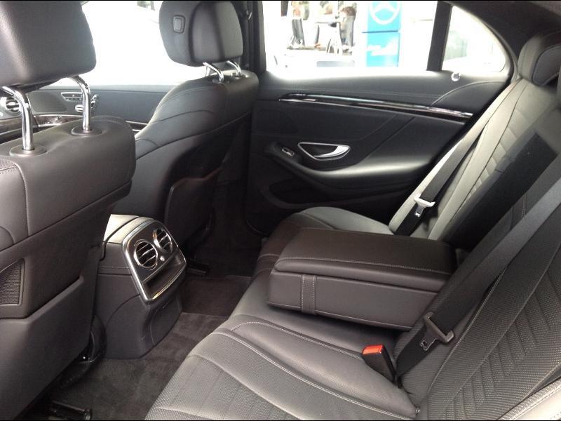 Photo 13 de l'offre de MERCEDES-BENZ Classe S 350 BlueTEC 7G-Tronic Plus à 41900€ chez Aubin automobiles