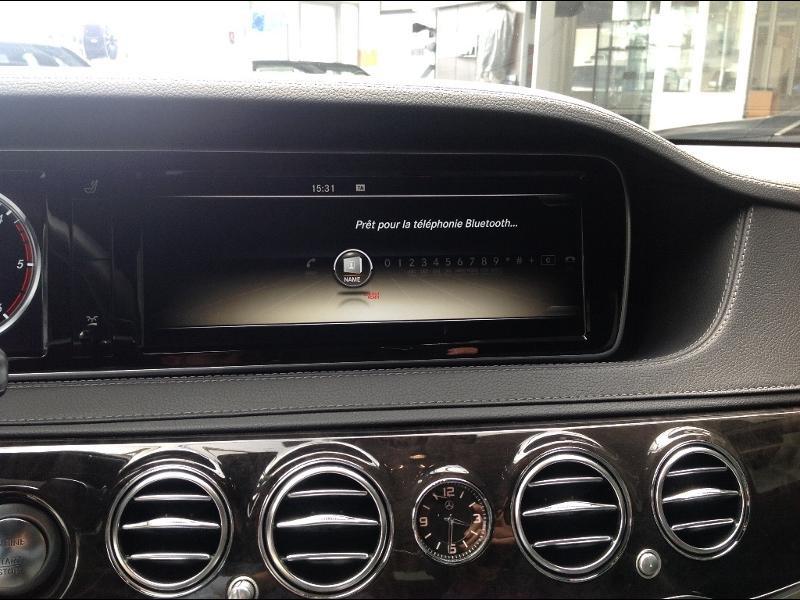 Photo 8 de l'offre de MERCEDES-BENZ Classe S 350 BlueTEC 7G-Tronic Plus à 41900€ chez Aubin automobiles