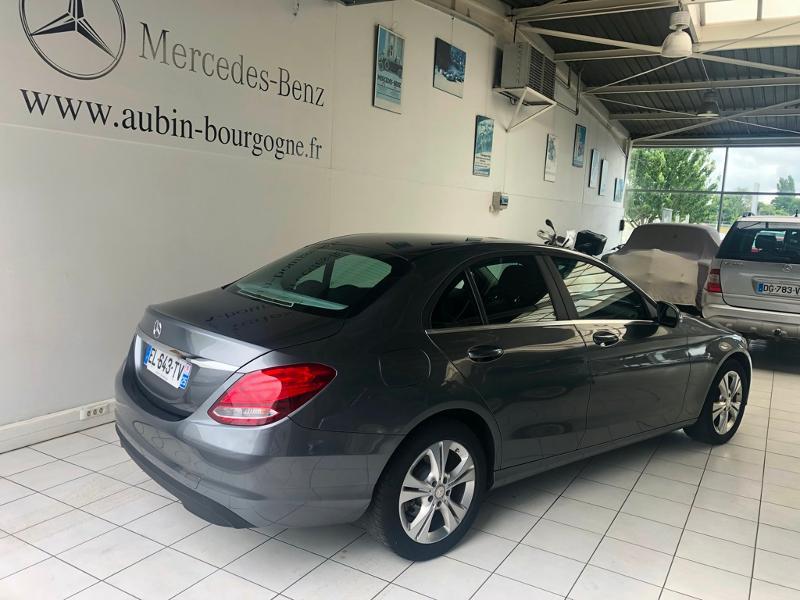 Photo 13 de l'offre de MERCEDES-BENZ Classe C 180 d Executive 7G-Tronic Plus à 21900€ chez Aubin automobiles