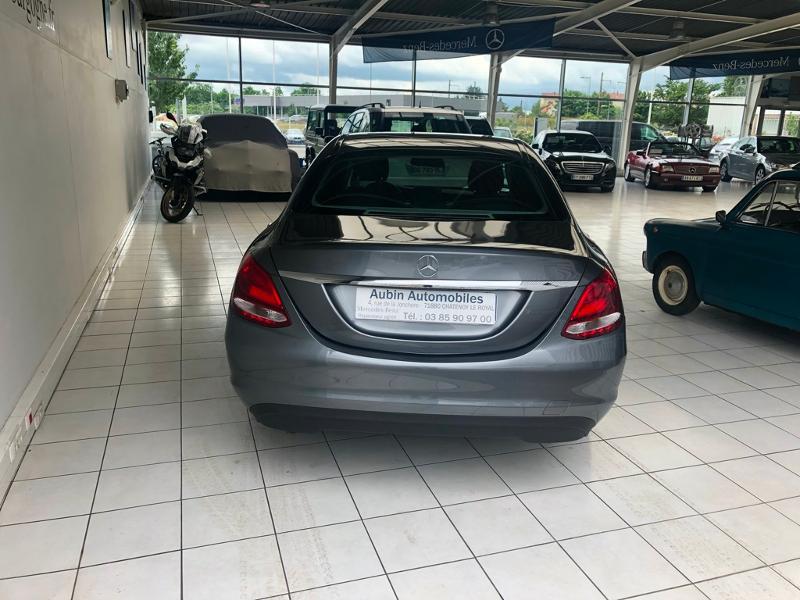 Photo 14 de l'offre de MERCEDES-BENZ Classe C 180 d Executive 7G-Tronic Plus à 21900€ chez Aubin automobiles