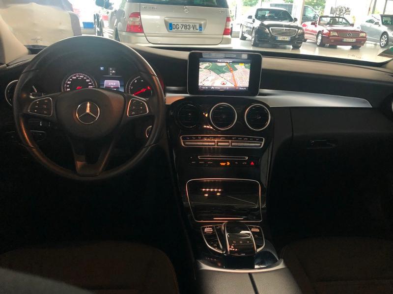 Photo 6 de l'offre de MERCEDES-BENZ Classe C 180 d Executive 7G-Tronic Plus à 21900€ chez Aubin automobiles