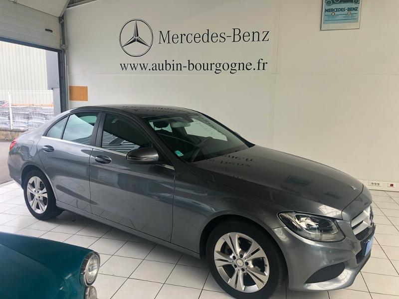 Photo 2 de l'offre de MERCEDES-BENZ Classe C 180 d Executive 7G-Tronic Plus à 21900€ chez Aubin automobiles