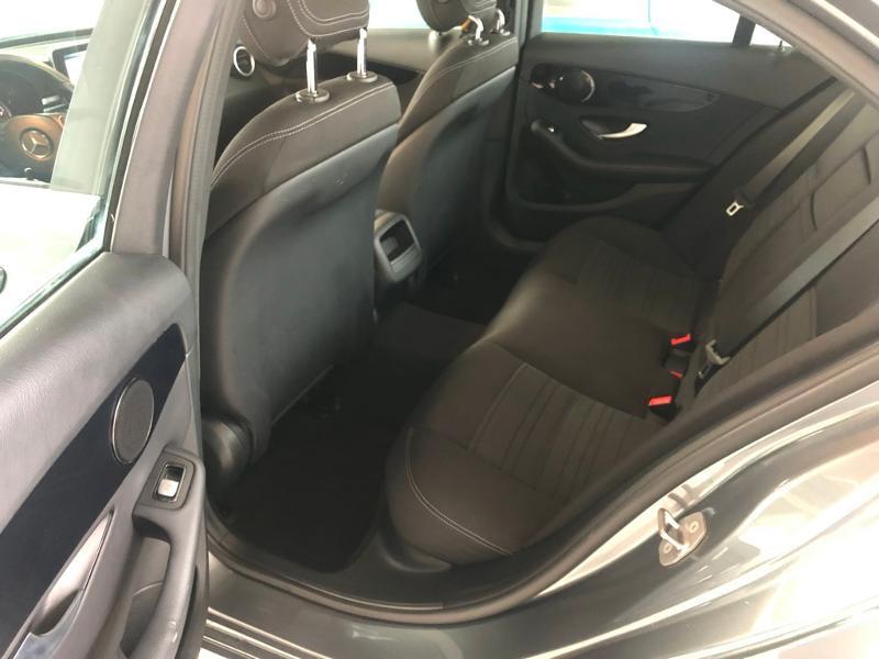 Photo 9 de l'offre de MERCEDES-BENZ Classe C 180 d Executive 7G-Tronic Plus à 21900€ chez Aubin automobiles