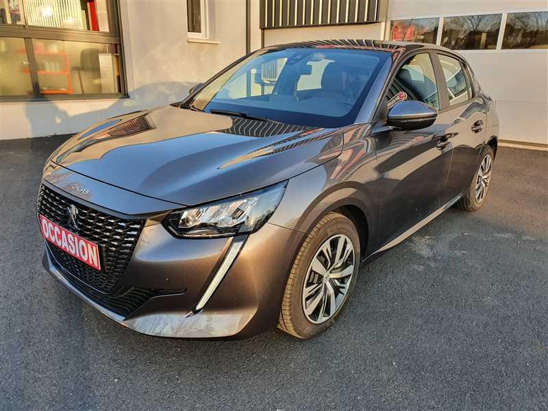 Photo 2 de l'offre de PEUGEOT 208 II 1.2PURETECH 75 S&S à 16190€ chez Mareuil automobiles