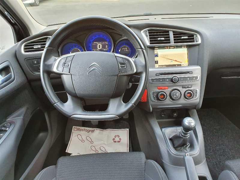 Photo 6 de l'offre de CITROEN C4 C4 II HDI 120 BUSINESS à 9490€ chez Mareuil automobiles