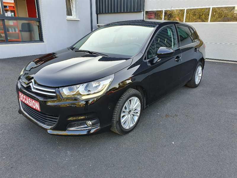 Photo 1 de l'offre de CITROEN C4 C4 II HDI 120 BUSINESS à 9490€ chez Mareuil automobiles