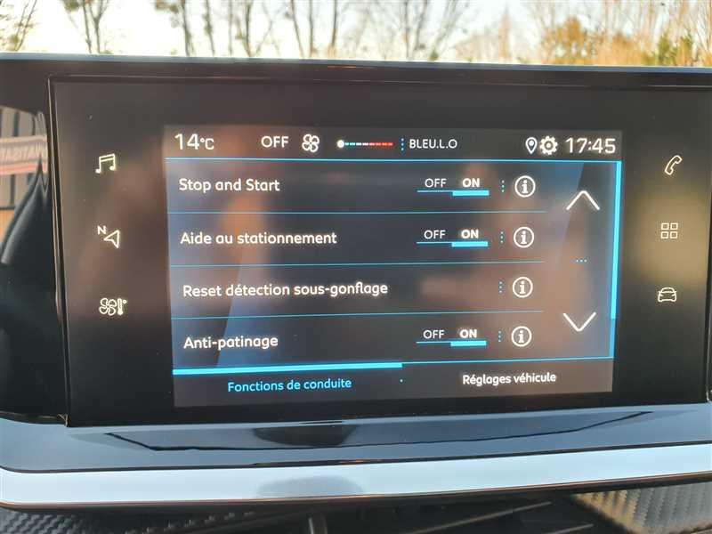 Photo 10 de l'offre de PEUGEOT 208 II 1.2PURETECH 75 S&S à 16190€ chez Mareuil automobiles