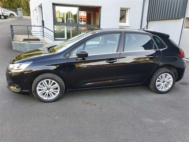 Photo 14 de l'offre de CITROEN C4 C4 II HDI 120 BUSINESS à 9490€ chez Mareuil automobiles