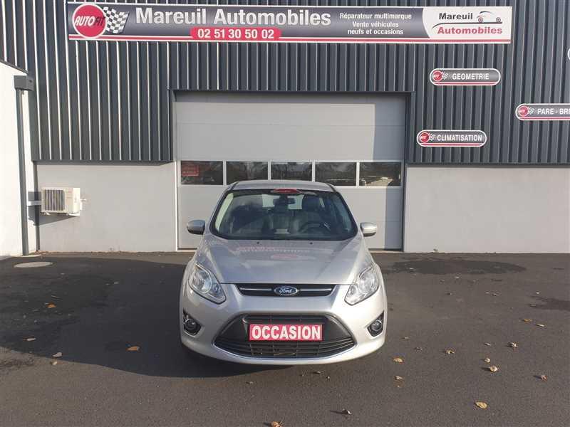 Photo 18 de l'offre de FORD C-MAX C-MAX 1.6 TDCI 115 TITANIUM à 6450€ chez Mareuil automobiles