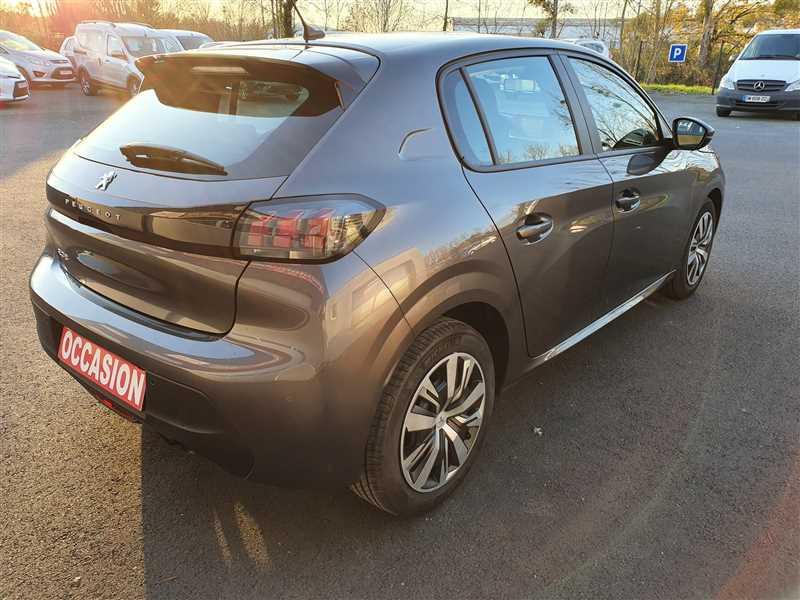 Photo 18 de l'offre de PEUGEOT 208 II 1.2PURETECH 75 S&S à 16190€ chez Mareuil automobiles