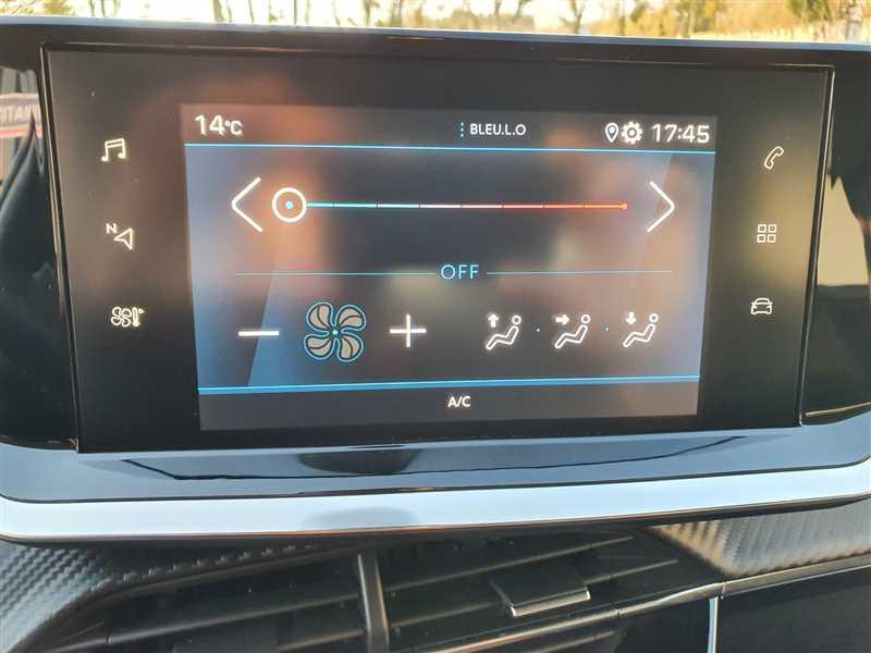 Photo 8 de l'offre de PEUGEOT 208 II 1.2PURETECH 75 S&S à 16190€ chez Mareuil automobiles