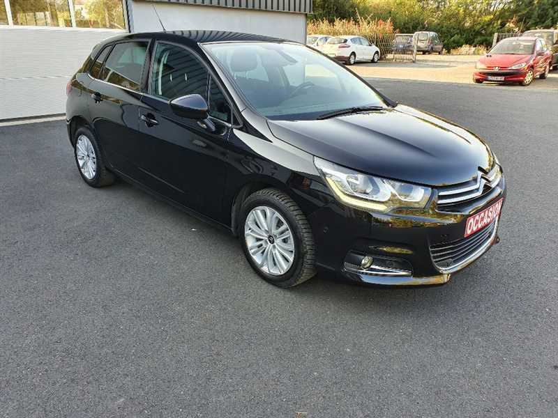 Photo 2 de l'offre de CITROEN C4 C4 II HDI 120 BUSINESS à 9490€ chez Mareuil automobiles