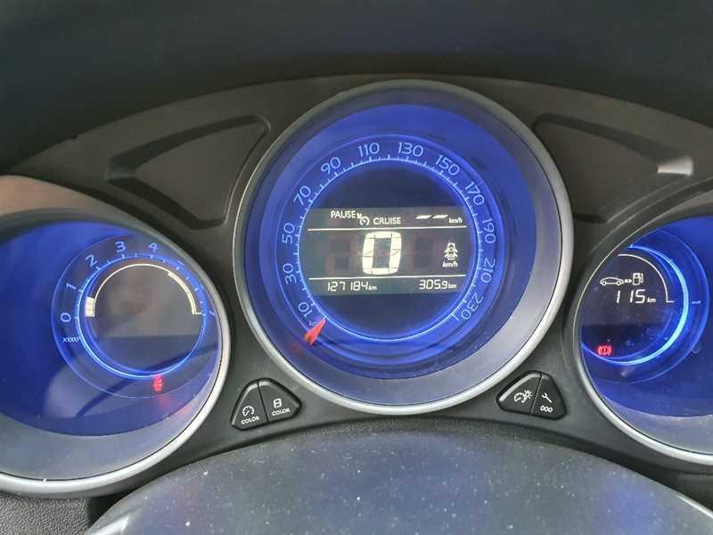 Photo 11 de l'offre de CITROEN C4 C4 II HDI 120 BUSINESS à 9490€ chez Mareuil automobiles