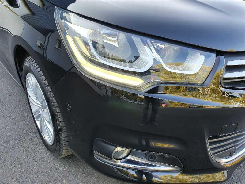 Photo 17 de l'offre de CITROEN C4 C4 II HDI 120 BUSINESS à 9490€ chez Mareuil automobiles