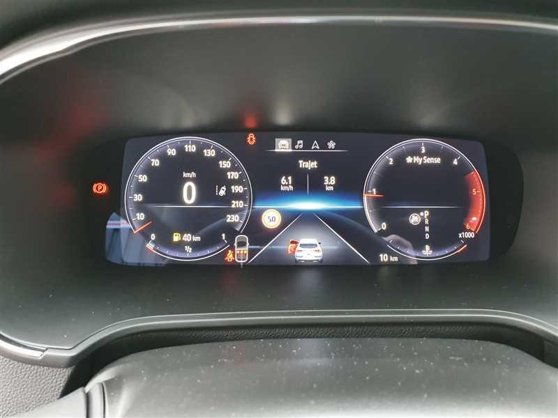 Photo 10 de l'offre de RENAULT MEGANE PH2 1.6 BLUE DCI 115 INTENS EDC à 22990€ chez Mareuil automobiles