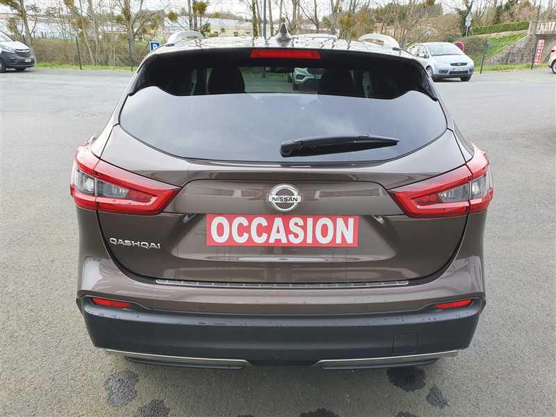 Photo 3 de l'offre de NISSAN QASHQAI II QASHQAI II Ph2 1.5DCI 115 N-CONNECTA  à 20790€ chez Mareuil automobiles