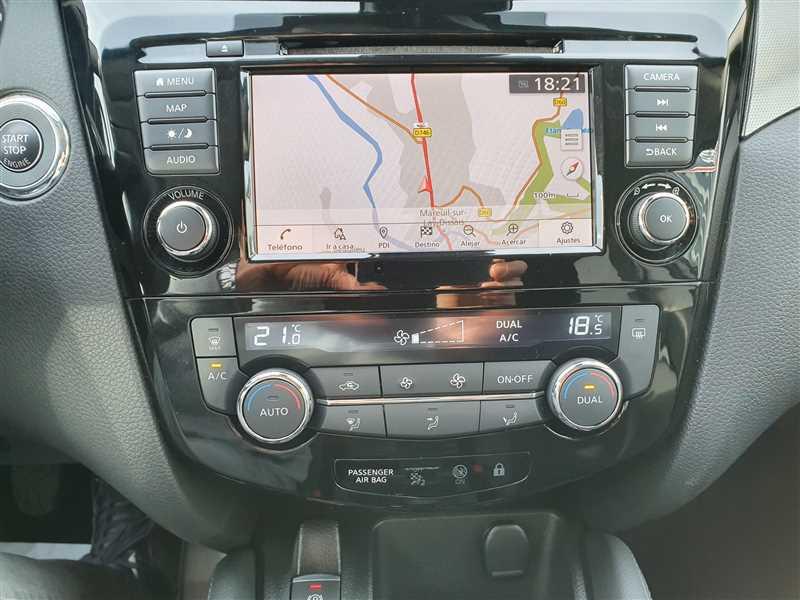 Photo 8 de l'offre de NISSAN QASHQAI II QASHQAI II Ph2 1.5DCI 115 N-CONNECTA  à 20790€ chez Mareuil automobiles