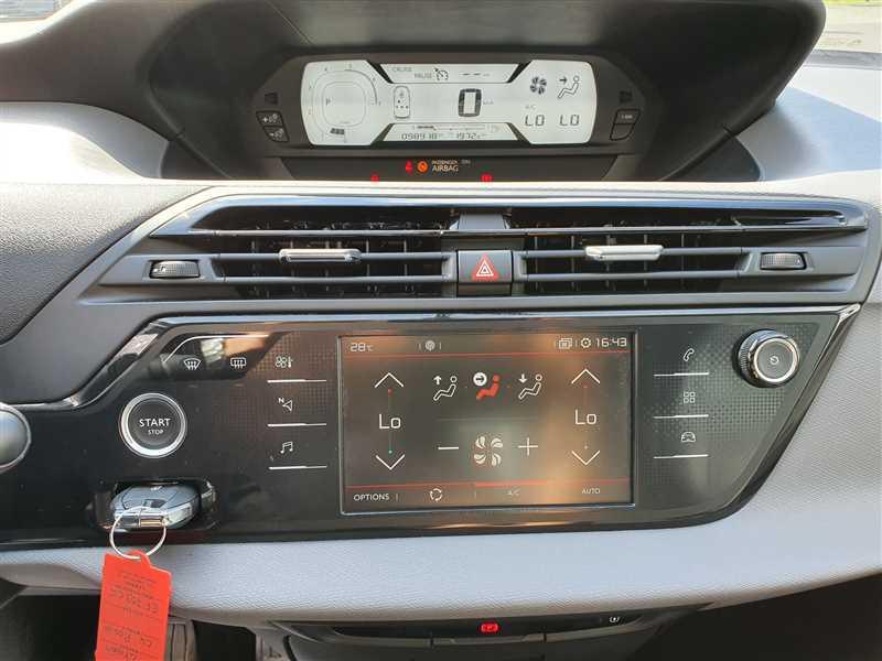 Photo 11 de l'offre de CITROEN C4 PICASSO C4 PICASSO 1.6 BHDI 120 ACTIVE BUSINESS EAT6 à 12900€ chez Mareuil automobiles