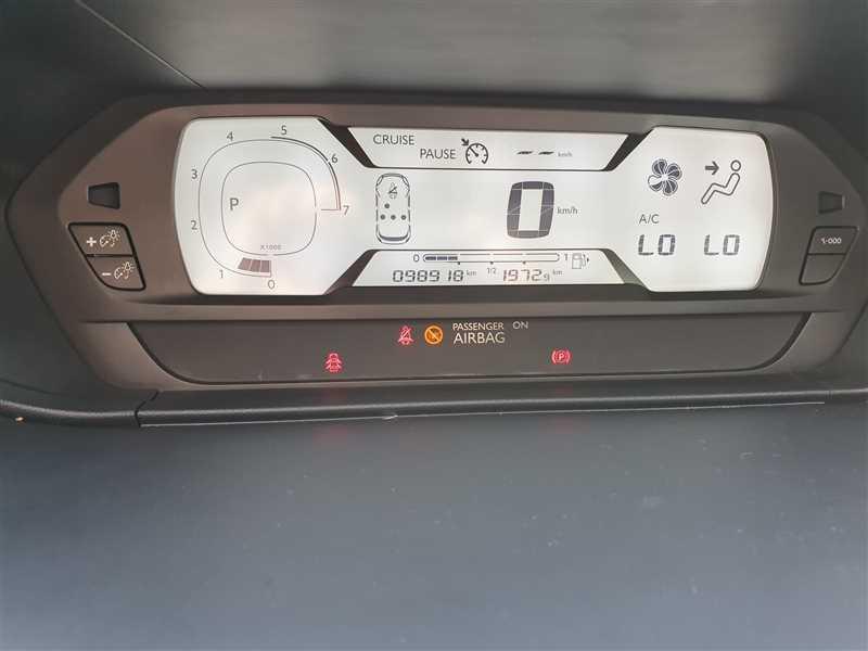 Photo 19 de l'offre de CITROEN C4 PICASSO C4 PICASSO 1.6 BHDI 120 ACTIVE BUSINESS EAT6 à 12900€ chez Mareuil automobiles