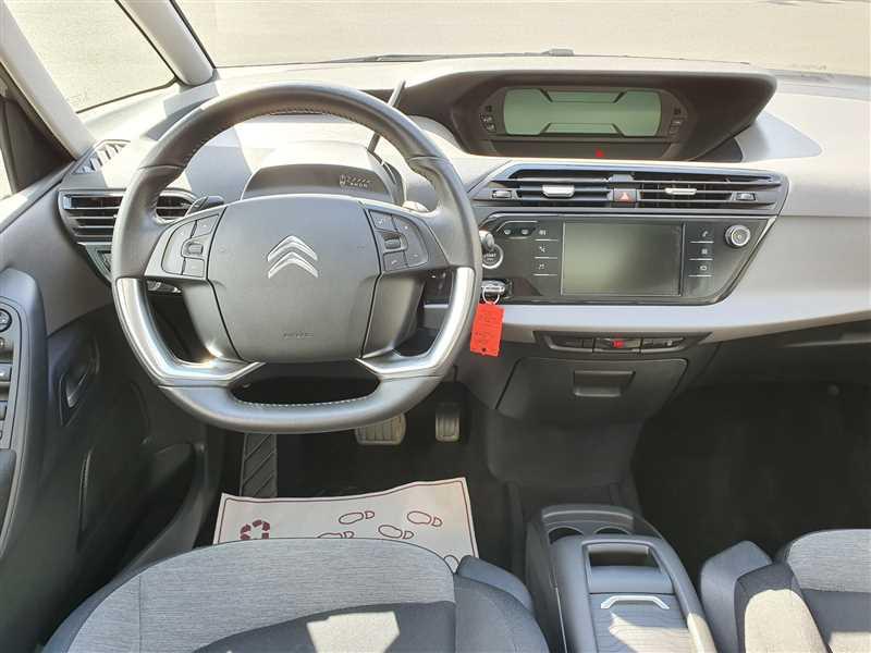 Photo 6 de l'offre de CITROEN C4 PICASSO C4 PICASSO 1.6 BHDI 120 ACTIVE BUSINESS EAT6 à 12900€ chez Mareuil automobiles
