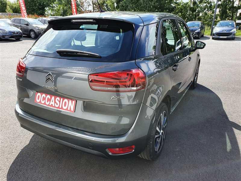 Photo 3 de l'offre de CITROEN C4 PICASSO C4 PICASSO 1.6 BHDI 120 ACTIVE BUSINESS EAT6 à 12900€ chez Mareuil automobiles