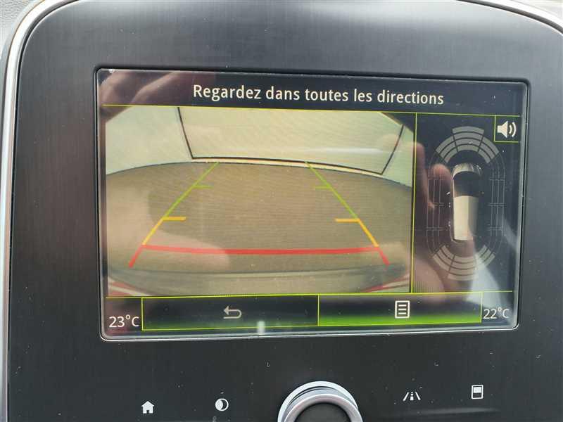 Photo 11 de l'offre de RENAULT SCENIC IV SCENIC IV 1.5DCI 110 BUSINESS EDC ENERGY à 16350€ chez Mareuil automobiles