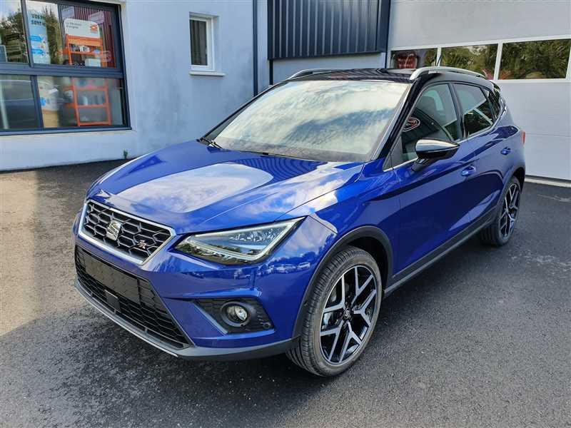 Photo 2 de l'offre de SEAT ARONA ARONA FR 1.0EcoTSI 110 DSG7 S&S à 21950€ chez Mareuil automobiles