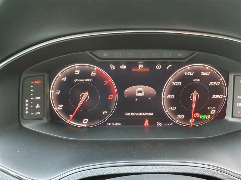 Photo 12 de l'offre de SEAT ARONA ARONA FR 1.0EcoTSI 110 DSG7 S&S à 21950€ chez Mareuil automobiles