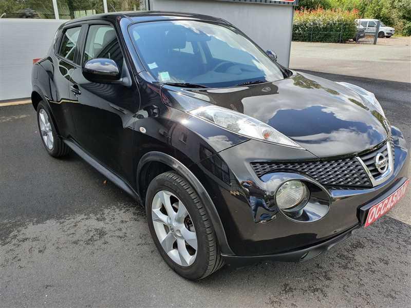 Photo 2 de l'offre de NISSAN JUKE JUKE 1.5 DCI110 ACENTA à 8290€ chez Mareuil automobiles
