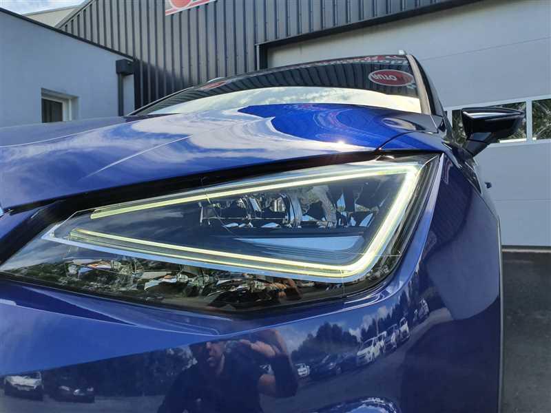 Photo 15 de l'offre de SEAT ARONA ARONA FR 1.0EcoTSI 110 DSG7 S&S à 21950€ chez Mareuil automobiles