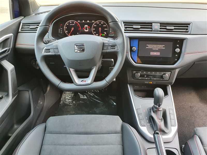 Photo 6 de l'offre de SEAT ARONA ARONA FR 1.0EcoTSI 110 DSG7 S&S à 21950€ chez Mareuil automobiles