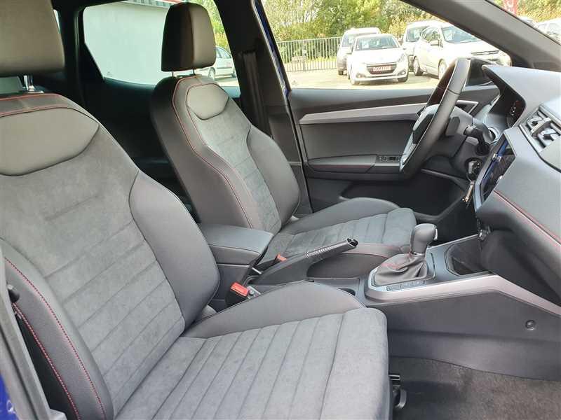 Photo 4 de l'offre de SEAT ARONA ARONA FR 1.0EcoTSI 110 DSG7 S&S à 21950€ chez Mareuil automobiles