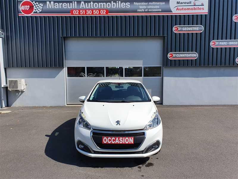 Photo 1 de l'offre de PEUGEOT 208 208 1.6 HDI 75 ACTIVE BUSINESS à 8890€ chez Mareuil automobiles