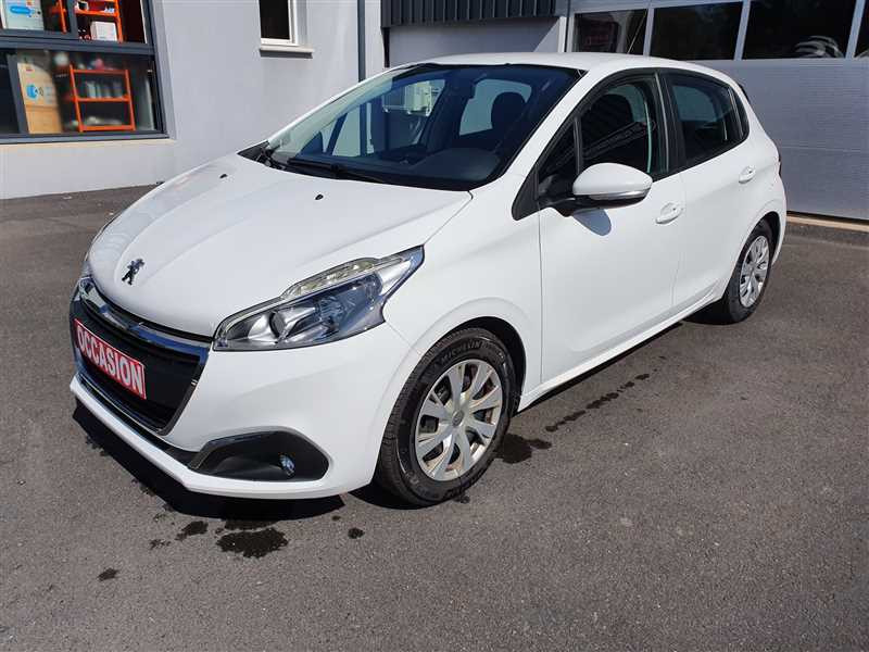 Photo 2 de l'offre de PEUGEOT 208 208 1.6 HDI 75 ACTIVE BUSINESS à 8890€ chez Mareuil automobiles